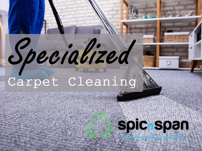 Spic n Span Cleaning Specialized Carpets