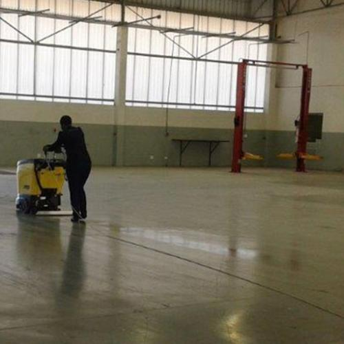 Spic n Span Cleaned Auto Area