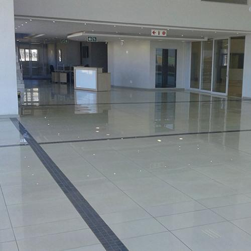 Spic n Span Office Building Pre Occupation Cleaning